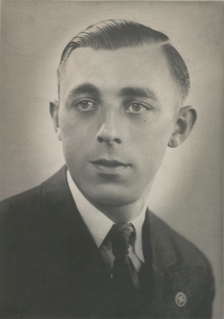 Jan Landzaat junior (1916-....)